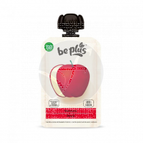 Bebible manzana Bio Sin Gluten Be Plus