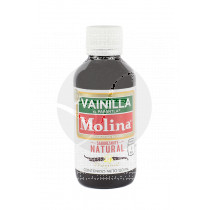 saborizante Vainilla Liquida Natural 120ml Vainilla Molina