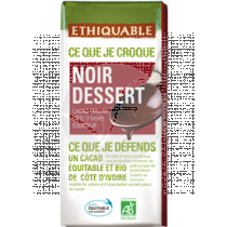 Chocolate Fundir Bio 200Gr Ethiquable