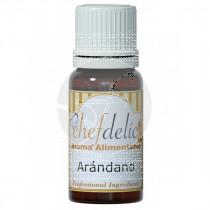 Aroma Arandanos concentrado sin gluten 10ml Chefdelice