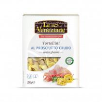 Tortellini de jamon Curado y queso sin gluten La Veneziane