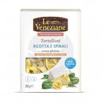 Tortelloni de ricotta y espinacas Sin Gluten La Veneziane