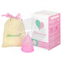 Copa Menstrual Rosa S Mimacup