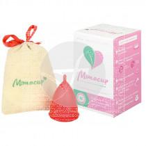Copa Menstrual Rojo L Mimacup