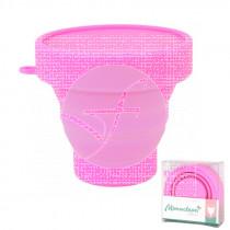 Esterilizador Plegable Rosa Mimacup