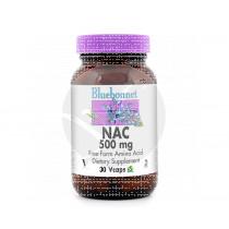 Nac 500Mg Bluebonnet