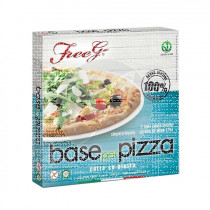 BASE DE PIZZA SIN GLUTEN 2 UNIDADES FREEG