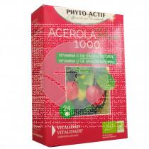 Acerola 1000 Bio Phyto Actif