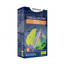 Ginkgo biloba Bio 20 ampollas Phyto Actif