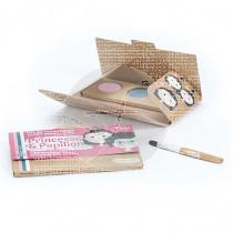 Kit carnaval maquillaje infantil princesa y mariposa Namaki