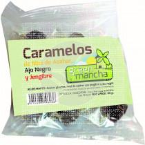 CARAMELOS MIEL AJO NEGRO Y JENGIBRE GREEN MANCHA