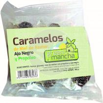 CARAMELOS MIEL, AJO NEGRO Y PROPOLEO GREEN MANCHA