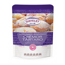 Cremor Tartaro sin gluten Dayelet