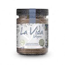 Crema de chocolate bio veggy sin gluten La vida vegan