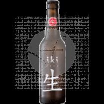 Cerveza Té verde y yuzu Bio Iki Beer