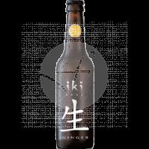 Cerveza Té verde y Jengibre Bio Iki Beer