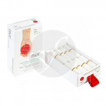 Tampon Regular De Algodon organico biodegradable Nur