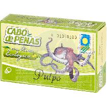 Pulpo En Aceite De Oliva Eco Cabo De Peñas