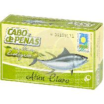 Atun Claro En Aceite De Oliva Eco Cabo De Peñas
