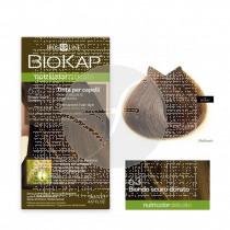 Tinte Nutricolor 6.3 rubio oscuro dorado Biokap