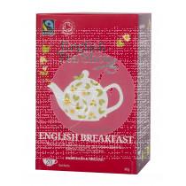 TE ENGLISH BREAKFAST BIO ENGLISH TEA SHOP