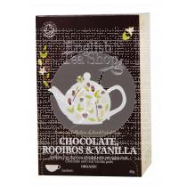 TE CHOCOLATE ROOIBOS Y VAINILLA BIO ENGLISH TEA SHOP