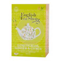 TE LEMONGRASS JENGIBRE y CITRICOS BIO TE ENGLISH TEA SHOP