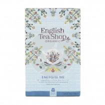 Energise Me Infusión Bio English Tea Shop