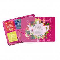 Lata ultimate Tea Collection 6 sabores English Tea Shop