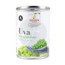 UVA EN ALMIBAR PELADA Y SIN SEMILLA GOLDEN QUALITY FOODS
