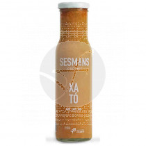 Salsa Xato Ecologica sin gluten Vegana Sesmans Organic