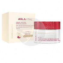 Crema Mineralizante Antiarrugas Spf10 Asla Vital