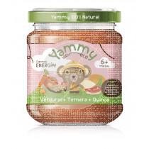 Potito De Verduras Ternera y Quinoa Eco Yammy