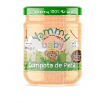 POTITOS BABY COMPOTA DE PERA + OMEGA 3 BIO YAMMY