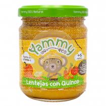 Potito De Lentejas con Quinoa Eco Yammy