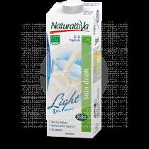 Bebida vegetal de soja light bio 1l Naturattiva