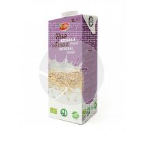 Bebida vegetal de arroz integral bio sin gluten Vivibio