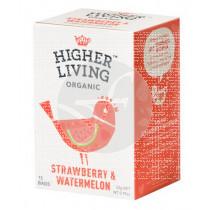Infusion Fresa y Sandia Bio Higher Living