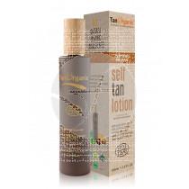 Locion Autobronceadora Hidratante con color Eco Tanorganic
