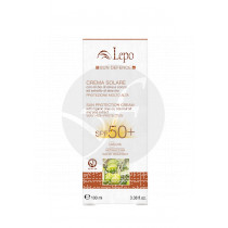 CREMA SOLAR PROTECCION TOTAL SPF50+ LEPO