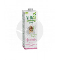 Bebida Vegetal De Almendra sin gluten Bio 1Lt Vitasi