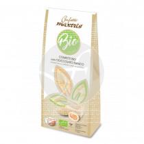 confetti Almendra con Chocolate Blanco Bio Maxtris