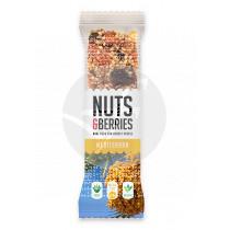 Barrita Mediterran Vegano Nuts&Berries