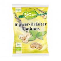 Caramelos Rellenos De Jengibre y Hierbas Bio Biodeta