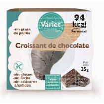 CROISSANT DE CHOCOLATE SIN AZUCAR Y SIN GLUTEN VARIET DIET