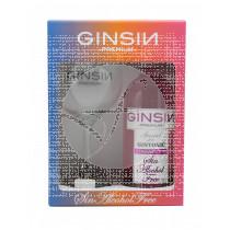 GINEBRA SIN ALCOHOL SABOR FRESA + COPA REGALO GINSIN