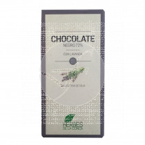 Chocolate con lavanda Herbes de la Conca