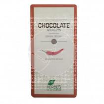 Chocolate con sal de chili Herbes de la Conca