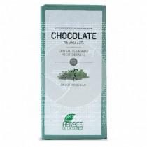 Chocolate con Sal de Hierbas Mediterráneas Herbes de la Conca