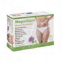 Hepadiges Detox Probiotic 60 Caspsulas Dis